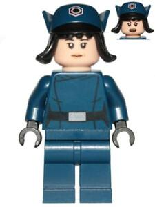 LEGO Minifigure STAR WARS sw0901 Rose Tico - First Order Officer MINIFIGURE ONLY