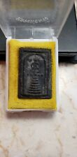 THAI BUDDHIST AMULET IN TEMPLE BOX--CLICK TO VIEW MY EBAY STORE SELECTION