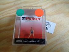 H0 Preiser 28065 beach-volleyball. figura. emb.orig