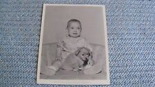 1933 Baby LeRoy crying with puppy photo Bedtime Story Paramount Pictures