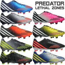 Adidas PREDATOR LZ TRX FG Fußballschuhe Nocken blau schwarz pink orange  NEU OVP