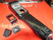 FORD XY GT NEW CONSOLE MANUAL KIT BLACK SUIT XW  ZD GS