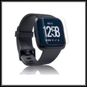For Fitbit Versa Ultra clear TPU Screen Protector