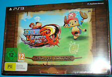 One Piece Unlimited World Red Chopper Edition Sony Playstation 3 PS3 - PAL New