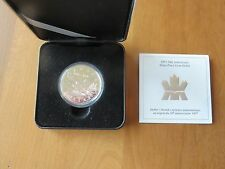 1997 CANADA SILVER DOLLAR 10th ANNIVERSARY FLYING LOON PROOF