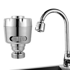 360 Degree Sink Aerator Head Rotatable Faucet Filter Universal Kitchen UK