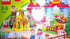 LEGO Duplo 5635 Großer Zoo,Set Komplett,Ovp,Bauanleitung