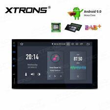 Autoradio 2 Din Universale 7″ Android 9.0 Sei Core 4GB 32GB Navigatore Wifi Usb