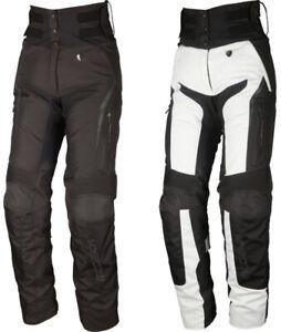 Modeka Elaya Lady Ladies Biker Trousers Waterproof Super Comfortable High Flange