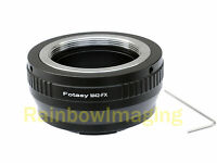 Adjustable M42 Screw Mount Lens to Fuji Fujifilm X-Pro2 X-T3 X-T2 X-T30 Adapter