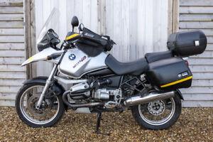 BMW R1150 GS with ABS & Heated Grips (X reg & Long MOT)