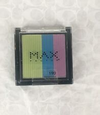 NEW Max Factor Eyeshadow Trio Compact #190 Metalicious - Purple, Green & Blue