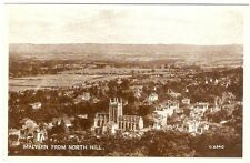 Malvern from north hill Worcestershire. By Valentine's and Sons