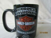 New Harley Davidson Motor Cycles Coffee Mug Cup 16 oz New with tags