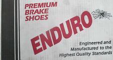 BRAND NEW ENDURO REAR BRAKE SHOES SRB710 / 710 FITS SEE CHART