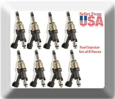 Set 8 x Fuel Injector OEM#12668393 Fits: GM Vehicles V8 6.2L  2014-2018