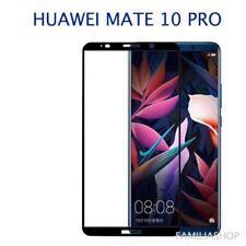 Film de protection intégrale en verre trempé noir pour Huawei mate 10 PRO