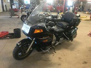 1998 Kawasaki Voyager