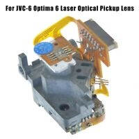 1 Pcs For JVC-6 Optima 6 Laser Optical Pickup Lens CD VCD For Sega Saturn