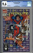 New Mutants #100 CGC 9.6 NM+ 1st App of X-Force & Shatterstar Last Issue WHITE