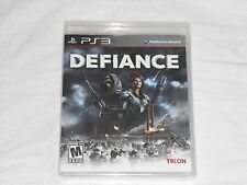 NEW Defiance Playstation 3 Game PS3 SEALED US VERSION Syfy defiant defience