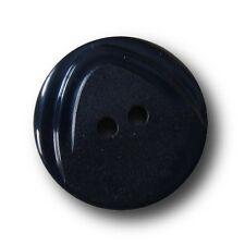 8 Marina moderna due blu foro bottoni in plastica (k648-23)