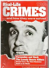 Real-Life Crimes Magazine - Part 129