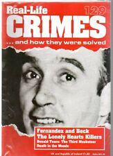 Real-Life Crimes Magazine - Part 129