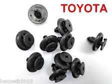 TOYOTA  RAV 4 DOOR TRIM PANEL CARD PUSH TYPE REPLACEMENT PLASTIC CLIPS T31