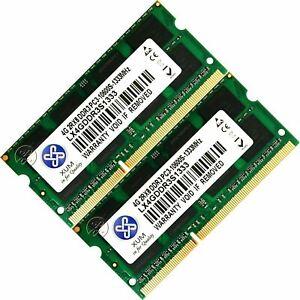 """4GB, 8GB Arbeitsspeicher RAM für MacBook Pro 13"""" & 15"""" & 17"""" Early & Late 2011"""