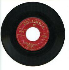 "Frankie Laine ""High Noon"" Vinyl 45rpm single Columbia 4-39770 1952 G+/VG-"