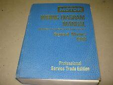 1988 Motor Wiring Diagram Manual General Motors book AC Heater Vacuum Circuits