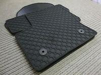 Original Fußmatten Fussmatten Ford Kuga II Bj.07.14-01.15 2-tlg schwarz