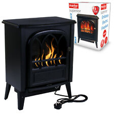1800W ELECTRIC FIREPLACE HEATER WOOD BURNER CAST EFFECT LOG HEATER STOVE UK MAIN