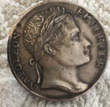 France Napoleon Empereur Medallion