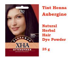 Tinta Hennè –         color melanzana-naturale a base di erbe TINTURA PER  CAPELL. 88b3b253bbcb