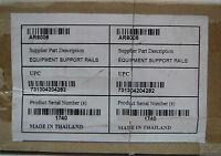 APC Net shelter New Equipment Support Rails Kit Rack Model AR8006 200lb