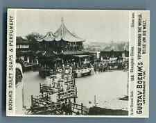 """China, Shanghai, Chinese Town Vintage silver print. Photo from the Series """"Gusta"""