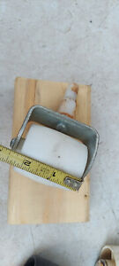 Heavy Duty Metal Bed Frame Queen King Double Replacement Wheel Caster White 2.25