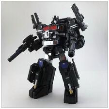 Transformers FansHobby MB-06A Black PowerBaser Super Jinrai Optimus Prime New