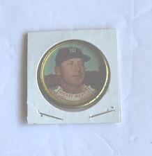 Topps Mickey Mantle Coin MLB Baseball 1964 Vintage New York Yankees