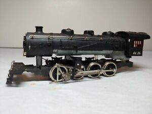 Vintage HO Scale Tyco steam engine Mikado? Consolidation ? Plastic boiler