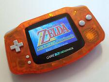Nintendo GameBoy Advance Console AGB 001 - Backlit Original GBA