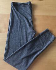 UNIQLO Kids Heattech Grey Leggings Base Layer 7-8yrs