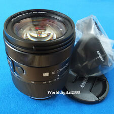 Samsung NX16-50mm F2.0-2.8 S Series Zoom Premium Lens with OIS Black EX-S1650A