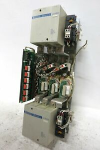 Liebert 02-790802-00 Gate Driver 2x LC1F330 Contactor UPS Module Emerson