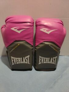 Everlast  Evershield 8 OZ Boxing Training Gloves Women's Pink, Great Cond!
