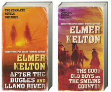 After the Bugles & Llano River,Good Old Boys & Smiling Country  Elmer Kelton