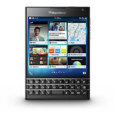 BlackBerry Passport - UK Version Black 32gb 13mp
