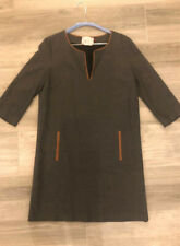 Comptoir des Cotonniers T.40 robe grise anthracite, lainage fin